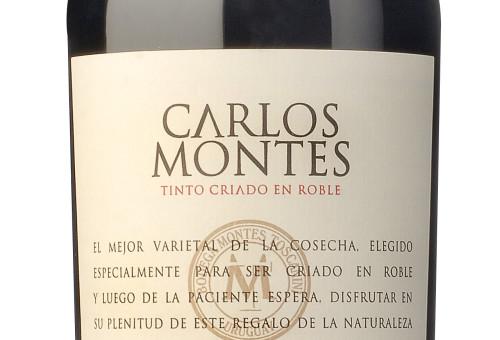 Carlos Montes Tannat Crianza