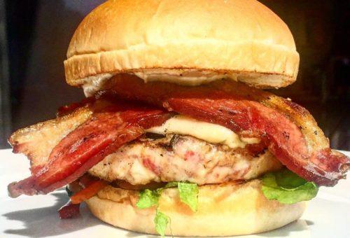 Flambô Burger. Foto: Facebook