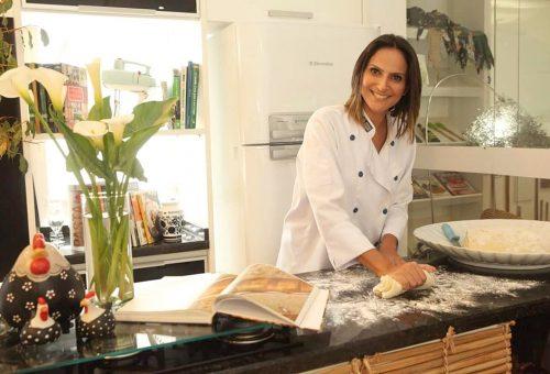 Fernanda Rocha do Culinária Rústica. Foto: Andréa Kuschick